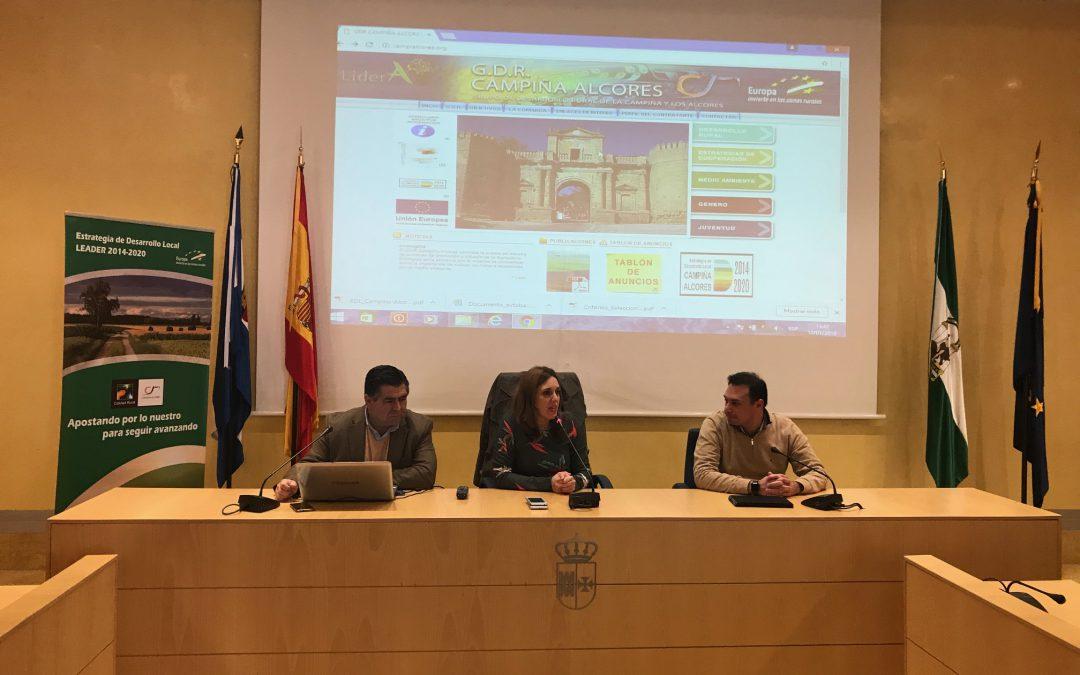 El Director General de Desarrollo Sostenible del Medio Rural clausura las jornadas de presentación
